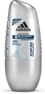 Adidas Adipure Men Roll-On Deodorant (50mL)