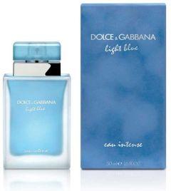 Dolce & Gabbana Light Blue Eau Intense EDP (50mL)