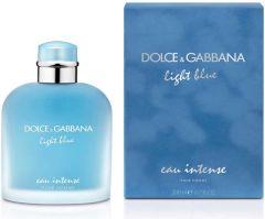 Dolce & Gabbana Light Blue Pour Homme Eau Intense EDP (200mL)