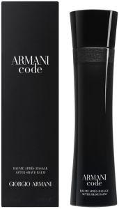Giorgio Armani Black Code After Shave Balm (100mL)