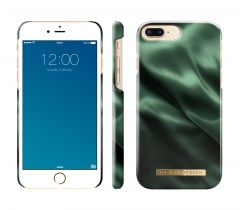 iDeal of Sweden Fashion Case iPhone iPhone 8/7/6/6S Plus Emerald Satin