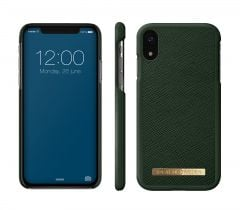 iDeal of Sweden Fashion Case Saffiano iPhone XR Green