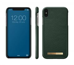 iDeal of Sweden Fashion Case Saffiano iPhone XS Max Green