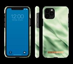 iDeal of Sweden Fashion Case iPhone 11 Pro/XS/X Pistachio Satin