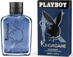 Playboy King of The Game Eau de Toilette