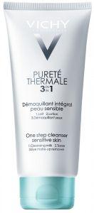 Vichy Purete Thermale 3in1 One Step Cleanser (300mL) Sensitive skin