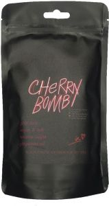 Coff Coffee Scrub with Gold Shimmer (250g) Cherry