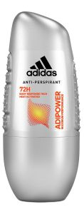 Adidas Adipower Roll-On Deodorant (50mL)