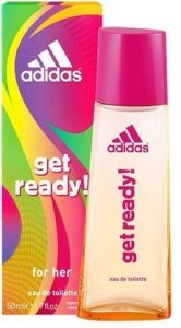 Adidas Get Ready! For Her EDT (50mL)