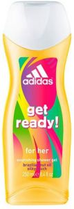 Adidas Get Ready! For Her Shower Gel (250mL)
