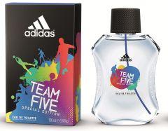 Adidas Team Five Eau de Toilette