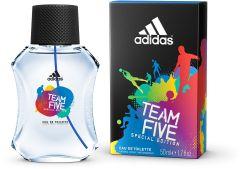 Adidas Team Five EDT (50mL)