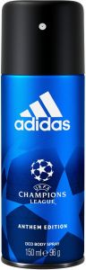 Adidas UEFA 7 Anthem Edition Deodorant (150mL)