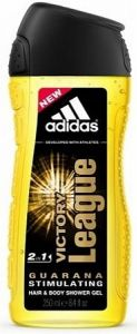 Adidas Victory League Shower Gel (250mL)