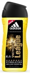 Adidas Victory League Shower Gel (400mL)