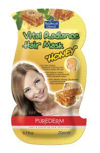 Purederm Vital Radiance Hair Mask (20mL)