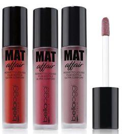Bella Oggi Lipstick Mat Affair