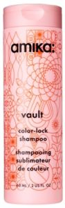 Amika Vault Color-Lock Shampoo (60mL)