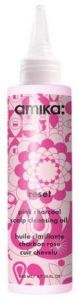 Amika Reset Pink Charcoal Scalp Cleansing Oil (200mL)