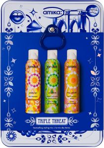 Amika Triple Threat Set