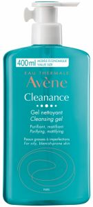 Avene Cleanance Cleansing Gel (400mL)