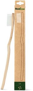 Bambaw Bamboo Toothbrush (1pack) Soft