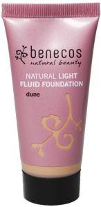 Benecos Natural Light Fluid Foundation (30mL)