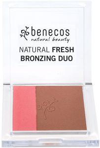 Benecos Natural Fresh Bronzing Duo (8g)