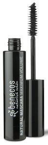 Benecos Natural Mascara Maximum Volume (8mL) Black