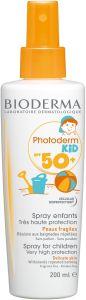 Bioderma Photoderm KID SPF50+ Spray for Children (200mL)