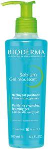 Bioderma Sebium Gel Moussant Purifying Cleansing Foaming Gel
