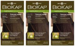 Biokap Nutricolor Delicato Permanent Hair Color (140mL)