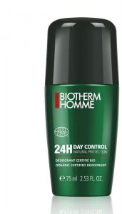 Biotherm Homme 24H Day Control Natural Protect Roll-On Deodorant (75mL)