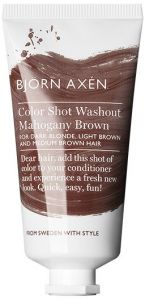 Björn Axen Color Shot Washout (50mL) Golden Mahogany Brown