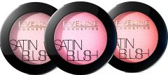 Eveline Cosmetics Satin Blush Blush (6g)