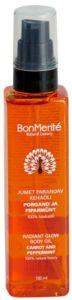 BonMerité Radiant Glow Body Oil Carrot
