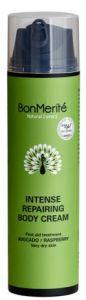 BonMerité Intense Repairing Body Cream Avocado (200mL)