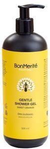 BonMerité Organic Shower Gel Sweet Orange (500mL)