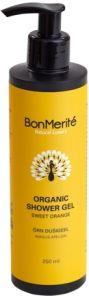 BonMerité Organic Shower Gel Sweet Orange