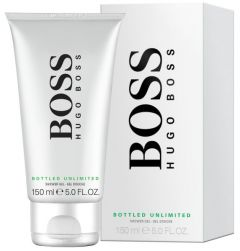 Boss Bottled Unlimited Shower Gel (150mL)