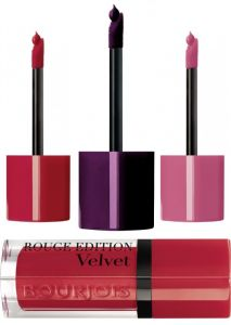 Bourjois Paris Rouge Edition Velvet Lipstick (7,7mL)