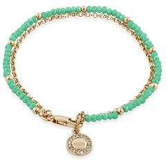 Buckley London Aqua Camden Bracelet BT810