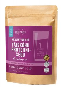 Boost Yourself Healthy Weight Shake Blackcurrant (300g)
