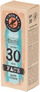 Byron Bay Face Sun Lotion SPF 30 (50mL)