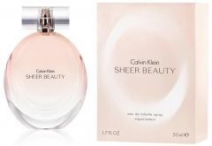Calvin Klein Sheer Beauty EDT (100mL)