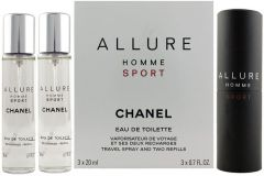 Chanel Allure Homme Sport EDT (3x20mL)