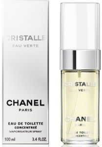 Chanel Cristalle Eau Verte EDT (100mL)