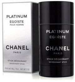 Chanel Egoiste Platinum Deostick (75mL)