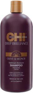 CHI Deep Brilliance Optimum Moisture Shampoo (950mL)
