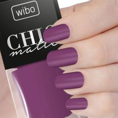 Wibo Chic Matte Nail Polish (8,5mL) 5